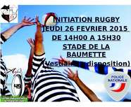 Initiation Rugby / Police